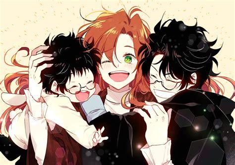 Anime Wallpaper Harry Potter by Harry Potter Zerochan Anime Image Board