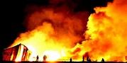 Enfield Fire: Huge Blaze Near M25 Prompts Smoke Warning To ...