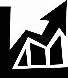 Bar Graph Vector Icon