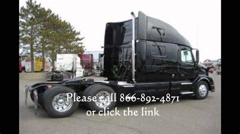 volvo semi trucks  sale multiple units  youtube