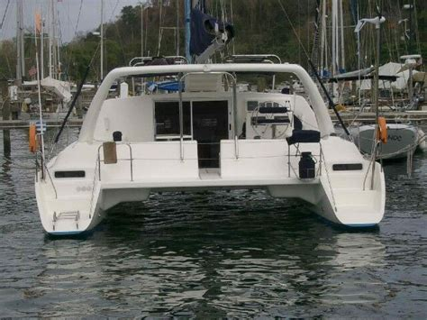 Catamaran Admiral Yacht 38 by Used Admiral 38 Catamaran For Sale Blue Nowhere