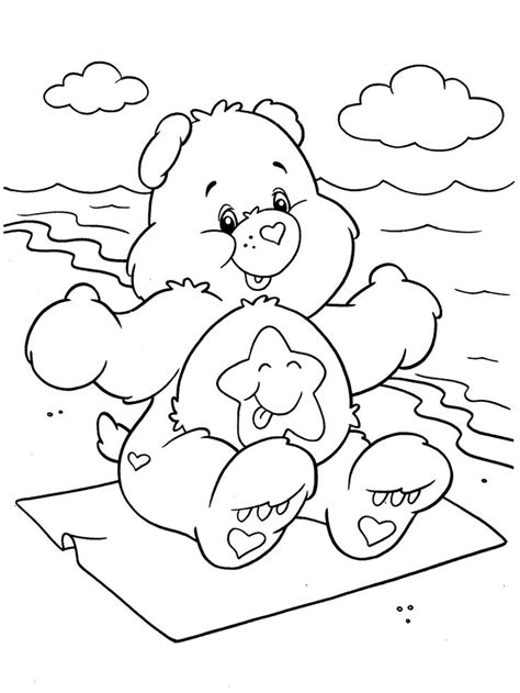 100+ ideas to try about Care Bears Coloring Pages
