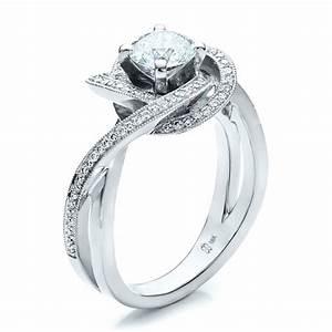 custom designed diamond rings wedding promise diamond With custom designed wedding rings
