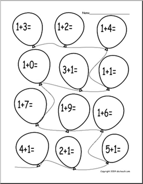 13 Best Images Of Easy Math Worksheets Addition Subtractionand  Math Addition And Subtraction