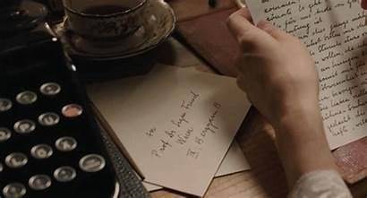 Letters Letter Write Airmail Twenty Prisoner Aesthetic