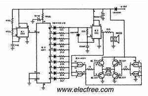 mosquito repellent circuit project with pcb eleccircuitcom With figure 1 the simple astable multivibrator circuit using cd4047 cmos ic