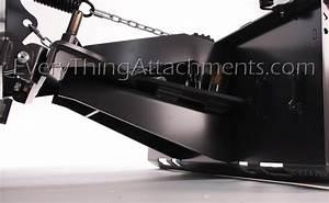 Sweepster Skid Steer  Skidsteer  Manual Angle Change Broom