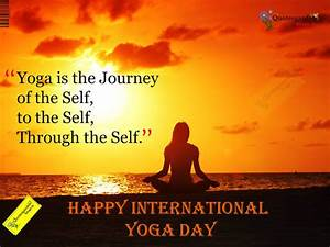 International Yoga Day Wishes, Messages, Quotes, Thought ...