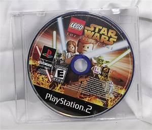 Lego Star Wars Playstation 2 Disk Only Video Games