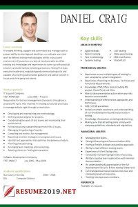 latest resume format   resume
