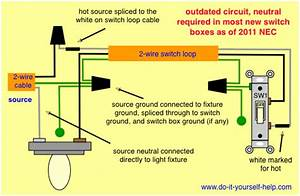 Remote Switch Loop Wiring Diagram
