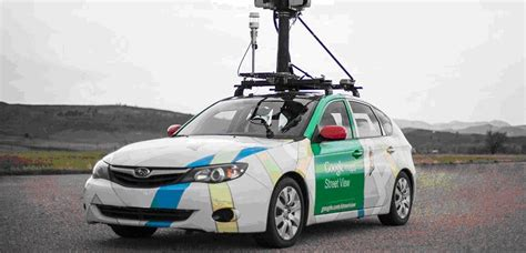 google street view car   spot quantify methane leaks