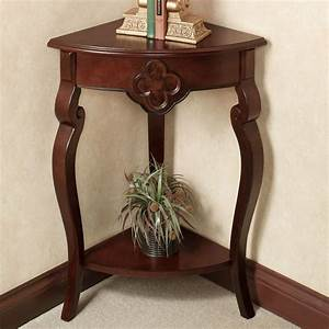Corner End Table Images - Bar Height Dining Table Set
