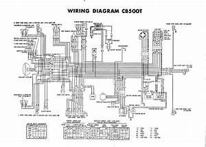 1975 Cb500t Electrical Gremlins