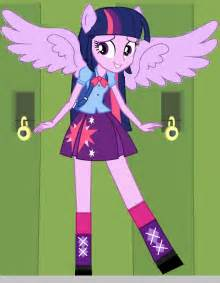 Equestria Girls Twilight Sparkle Pony