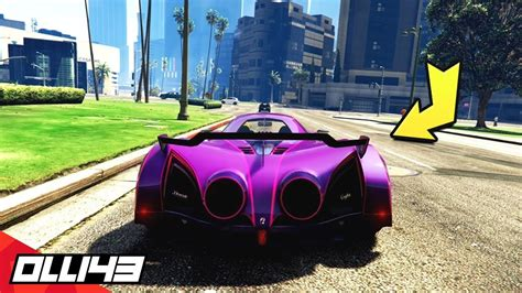 No This Is The Fastest Car In Gta Online!!