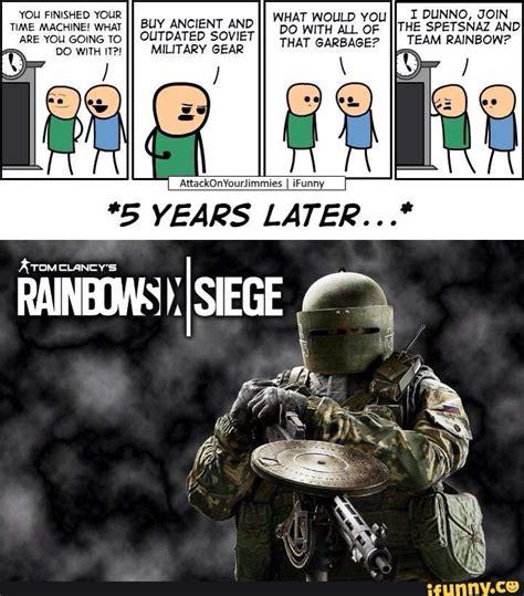 Rainbow 6 Siege Memes - tachanka memes rainbow six siege amino