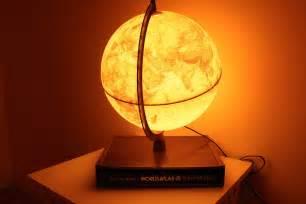 Vintage Globe Lamp