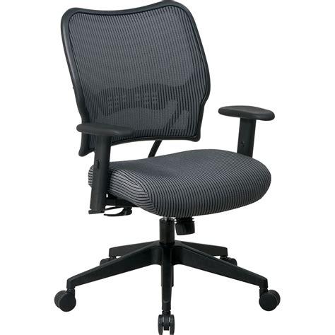 office space veraflex series task chair fabric