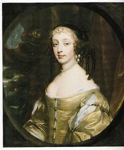 Henrietta Anne of England was a sister of King Charles II ...