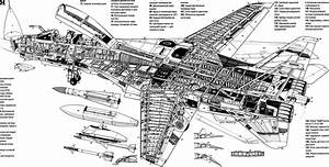 14 Cutaway Drawing F14 Tomcat For Free Download On Ayoqq Org