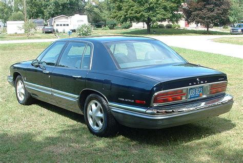 Buick Park Avenue Wiki by 1992 Buick Park Avenue Information And Photos Zombiedrive