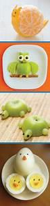 Obst Mit L : die besten 25 obst tiere ideen auf pinterest fruchtkunst f r kinder obstteller designs und ~ Buech-reservation.com Haus und Dekorationen