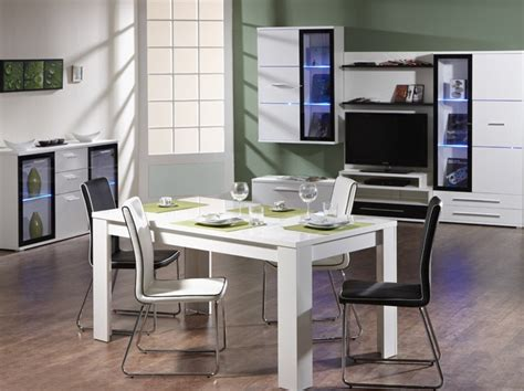 chaises cuisine fly salle a manger salle a manger conforama moderne