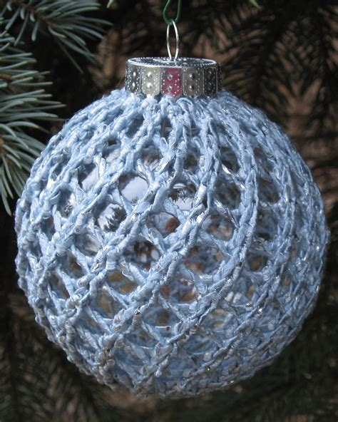 easy knit christmas ornaments ornaments knitting patterns in the loop knitting