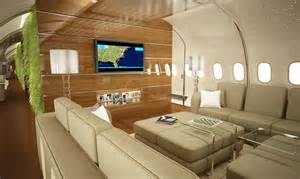 Dreamliner Interior Boeing 787 Private Jet