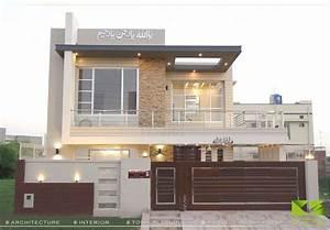 10 Marla House(Exterior & Interior)
