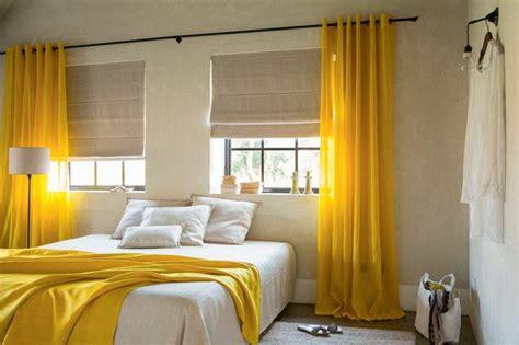 le rideau en lin une belle decoration pour linterieur