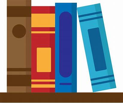 Icon Vector Books Svg Flat Commons Wikimedia