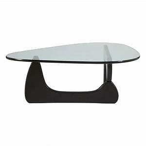 Noguchi Coffee Table : vitra noguchi coffee table black ash at john lewis ~ Watch28wear.com Haus und Dekorationen