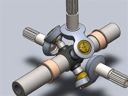 Transmission Cad Grabcad 3d Mechanical Engineering Shafts