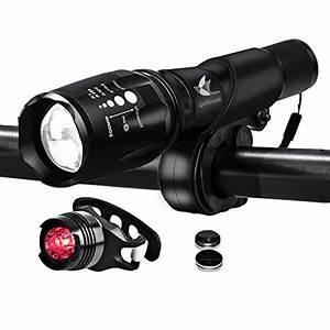 Beste Taschenlampe 2018 : led taschenlampe super hell 800 lumen cree t6 taktische ~ Kayakingforconservation.com Haus und Dekorationen