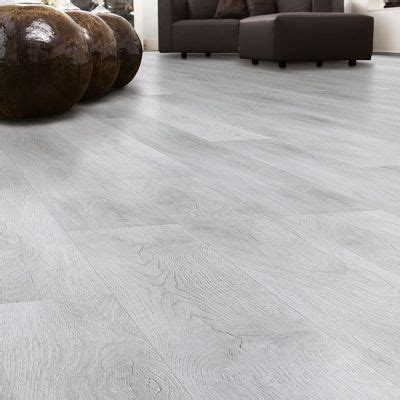 sol vinyle chambre revêtement de sol stratifié décor chêne gris clair