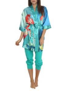 Disney The Little Mermaid Satin Robe  Hot Topic Perfect