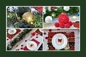 Deko Weihnachten Ideen : deko idee zur weihnachtsfeier in rot gr n ~ Yasmunasinghe.com Haus und Dekorationen