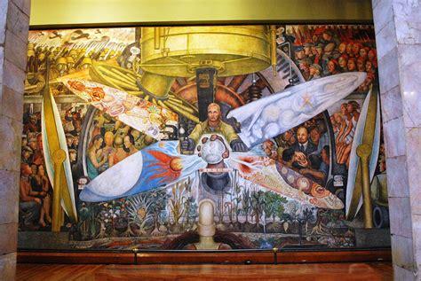 diego rivera rockefeller center mural controversy file palacio de bellas artes mural el hombre in cruce de