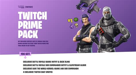 fortnite twitch prime pack   resetera
