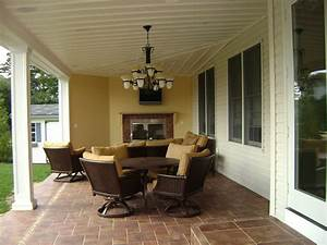 Patio, Remodeling
