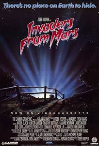 Invaders from Mars (1986) Tobe Hooper, Karen Black, Hunter ...