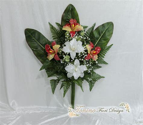 fiori secchi per decorazioni favoloso composizioni fiori secchi per cimitero rk09