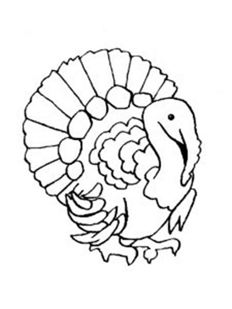 turkey coloring pages for preschool and kindergarten 561 | free animals turkey coloring pages for preschool 225x300