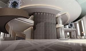 Interior-design-modern-minimalist-hotel-lobby - Homilumi ...
