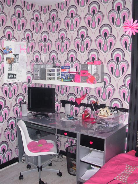 bureau chambre ado chambre multicolore coin bureau sobre