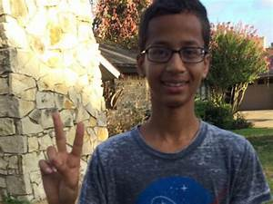 Story of Ahmed: The boy who got arrested for taking ...