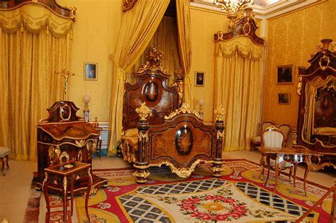 dormitorio de isabel ii palacio real de aranjuez