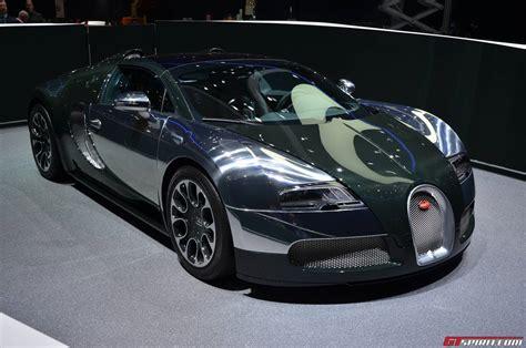 Bugatti chiron sport 110 ans bugatti. Bugatti at the Geneva Motor Show 2013 - GTspirit